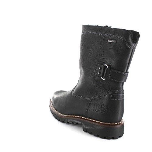 Josef Seibel 21598-PL778 Chance 21 botas de forraje caliente negro