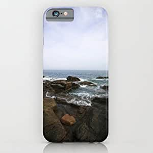 Society6 - Acadia View - Ocean Scene iPhone 6 Case by Jean Ladzinski