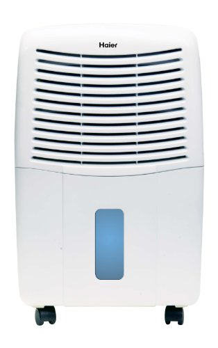 Haier DM32EK 32 Pint Mechanical Dehumidifier by Haier