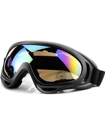Anti-poussière, lunettes équitation coupe-vent, lunettes de moto, lunettes  de 97a6bfd6cb98