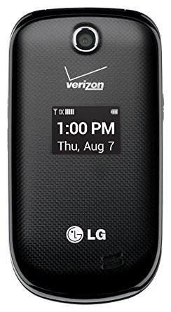 Lg Vn170 Revere 3 Verizon Wireless Camera Flip Phone - Verizon Wireless (Phone Flip Cell)