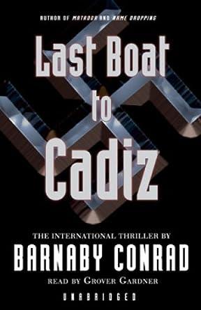Amazon.com: The Last Boat to Cadiz (Edición audio Audible ...