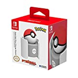 HORI Nintendo Switch Poke Ball Plus Drop & Charge Stand - Officially Licensed By Nintendo & Pokemon - Nintendo Switch