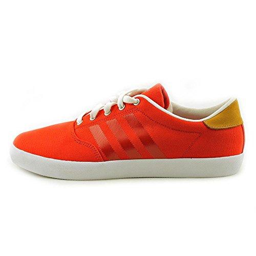 Adidas Menns Adi Mc Lo Sneaker Rød