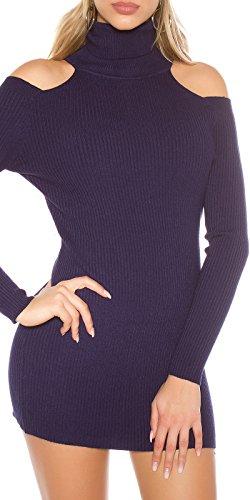 Glamour Fashion Femme Pull Angies Marine gqwTq5d