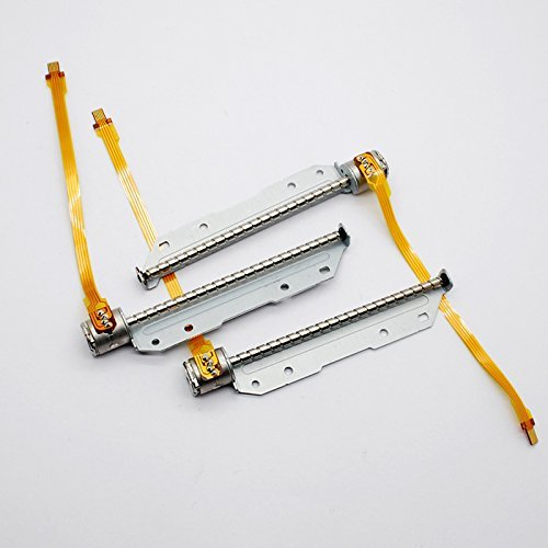 3pcs DC Micro stepper motor dia 10mm Stepping motor with 68MM long screw by Dow