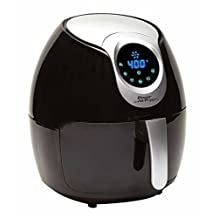 Power Air Fryer XL 5.3 Quart (Certified Refurbished) (Black)
