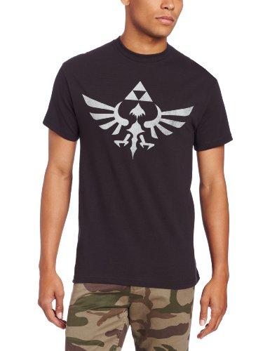 Zelda Mens Logo T Shirt
