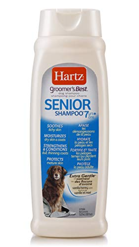 Hartz Groomer's Best Anti-Dandruff Dog Shampoo
