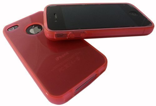 avci Base Bumper Coque pour Apple iPhone 4/4S Rose