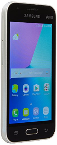 Samsung Galaxy J1 Mini prime 8GB J106B/DS Dual Sim Unlocked Phone - Retail Packaging (Black) - International Version by Samsung
