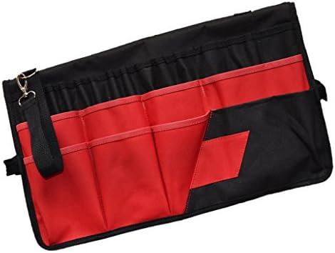 42ポケットキャンバススパナレンチツールオーガナイザーホルダーロールアップストレージバッグ