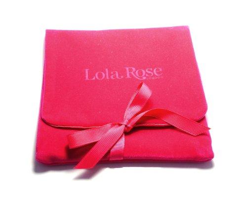 Lola Rose Zardosi Flamingo Pink Magnesite Necklace