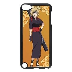 Temari Naruto Shippuden Anime iPod TouchCase Black yyfabc_195571