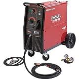 - Lincoln Electric Power MIG 216 230V Flux Cored/MIG Welder - 250 Amp Output, Model# K2816-2