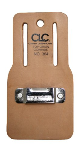 (CLC Custom Leathercraft 364 Fit All Measuring Tape Holder)