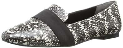 Pour La Victoire Women's Zarine Slip-On Loafer,Natural,8 M US