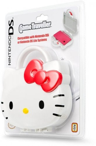 Nintendo DS Hello Kitty System Case (Discontinued by Manufacturer)
