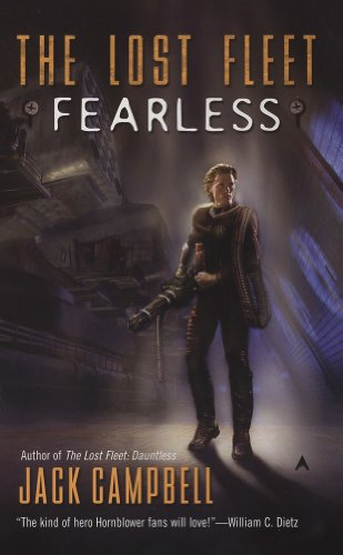 The Lost Fleet: Fearless cover