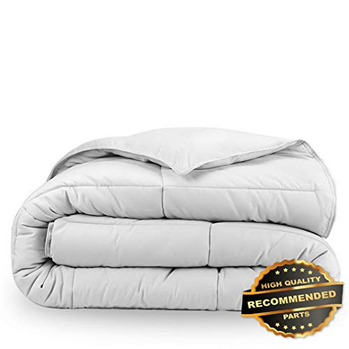 Ellyly Premium Super Soft Goose Down Alternative Comforter - Classic Colors | Style CMFTR-120222503 | Twin