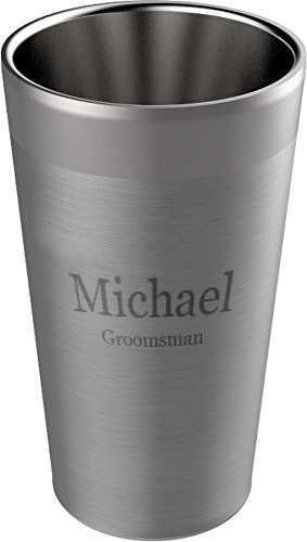 Personalized Stanley 16oz Stainless Steel Vacuum Pint with Free Engraving