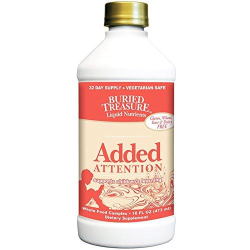 Buried Treasure Attention Liquid Vitamin product image