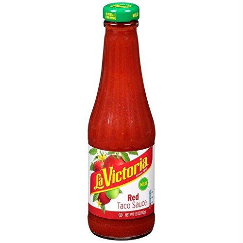 victoria hot taco sauce - 9