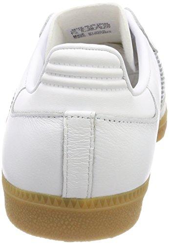 Samba Blanc 000 Chaussures Fitness Ftwbla De Femme W Gum4 ftwbla Adidas dUqaZwYTxd