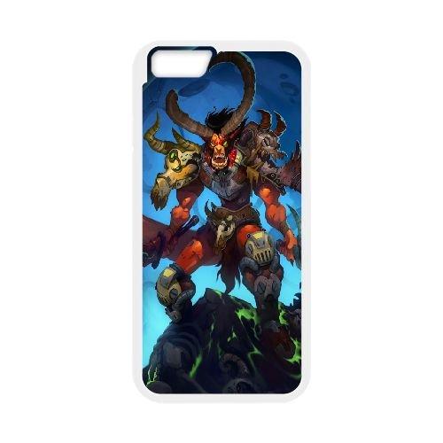 Draken Wildstar 333 3 coque iPhone 6 Plus 5.5 Inch Housse Blanc téléphone portable couverture de cas coque EOKXLLNCD18520