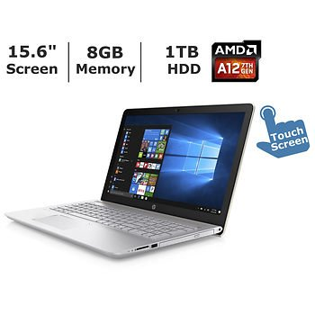 4df730fd8 2017 Flagship HP Pavilion 15.6 quot  HD High Performance Touchscreen  Laptop