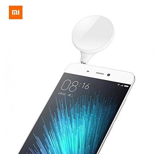 Original Xiaomi Selfie Light 9 LED 3.5mm Camera Flash Light for IOS Android Samsung Xiaomi