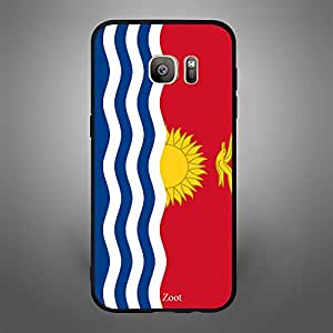Samsung Galaxy S7 Edge Kiribati Flag
