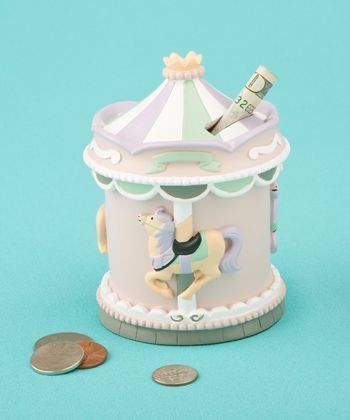 Fashioncraft Circus Tent Bank from Gifts 12828