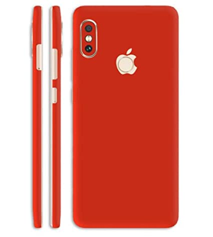 buy popular 4bc26 335c3 GADGETS WRAP Redmi Note 5 Pro Converter Skin iPhone X: Amazon.in ...