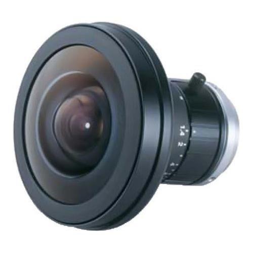 Fujinon FE185C057HA-1 2/3'' 1.8mm F/1.4 C-Mount Fish-Eye Lens for 5MP Cameras by Fujinon