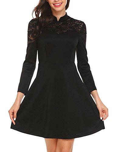 long backed dresses - 8