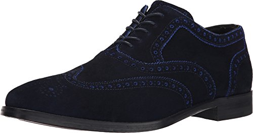 Cole Haan Men's Cambridge Wing Oxford Navy Piped Oxford 11 D (M) (Navy Cole Haan compare prices)