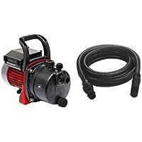 Einhell 4180280 Bomba de agua de trasvase GC-GP 6538, capacidad 3800 l/h, presión 3.6 bar, 650 W, 220 - 240 V, color…