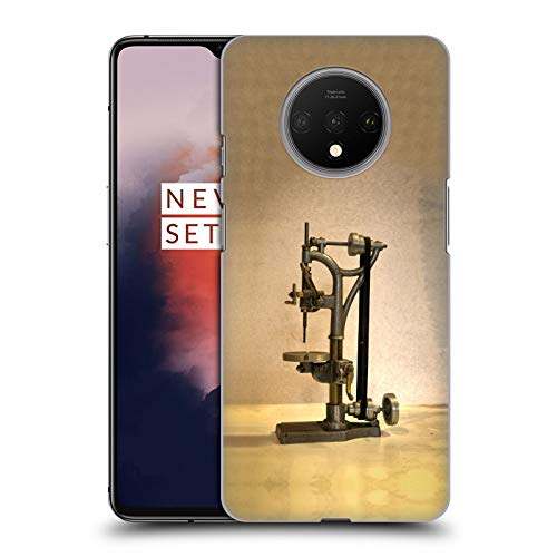 Official Celebrate Life Gallery Drill Press Tools Hard Back Case Compatible for OnePlus 7T