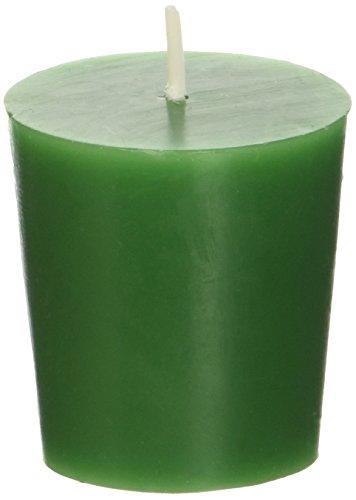 Zest Candle 12-Piece Votive Candles, Hunter ()