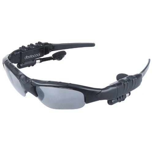 dodocool Gafas deportivas de sol Wireless Bluetooth Headset ...