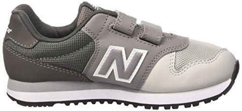 New Balance Jungen NBKV500YGP Wanderschuhe für Babys Gelb - Jaune (Grey)