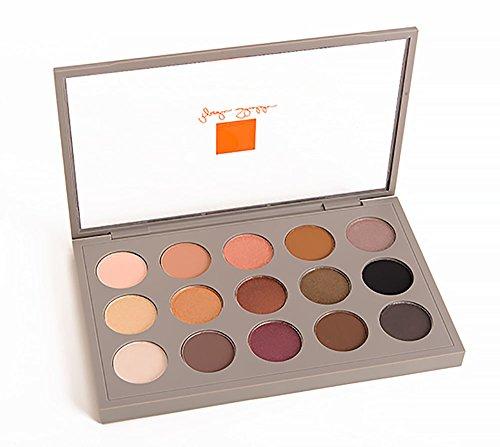MAC x Brooke Shields Gravitas Eyeshadow Palette by MAC