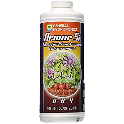 General Hydroponics Armor SI for Gardening, 32-Ounce (Full Original Pack) : Garden & Outdoor