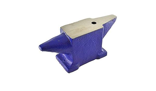 2kg (4.5lbs) herrero yunque trabajos con metal de soldadura Taller de Body Shop TE856: Amazon.es: Bricolaje y herramientas