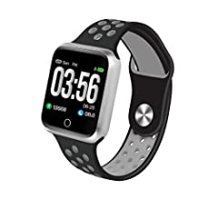 Smart watch Bluetooth S226 Reloj De Ritmo Cardíaco ...