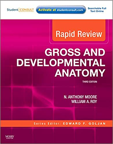 Anatomy rapid pdf review