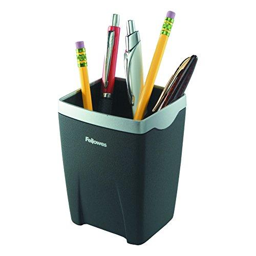 Suites Pencil Cup - Fellowes Office Suites Divided Pencil Cup