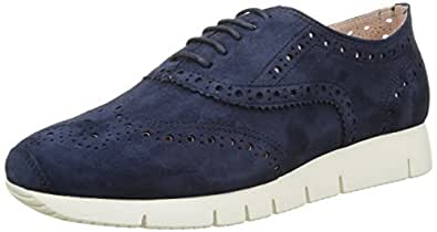 Badia_17_KS, Zapatillas para Mujer, Azul (Ocean), 38 EU Unisa