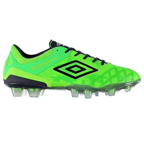 Umbro Men's Football Boots Green/Navy 6XHQKJjS